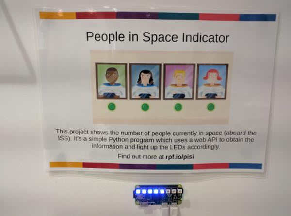 "homebrew ""People in Space"" indicator"